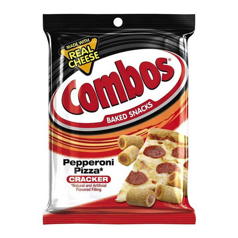 COMBOS PEPPERONI 192 gr - Jerry America
