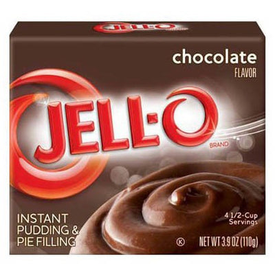 JELL-O CHOCOLATE - Jerry America