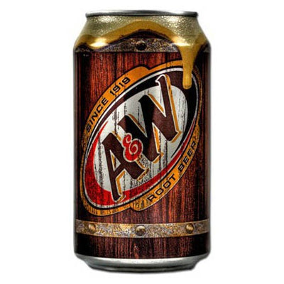 A&W ROOT BEER - Jerry America
