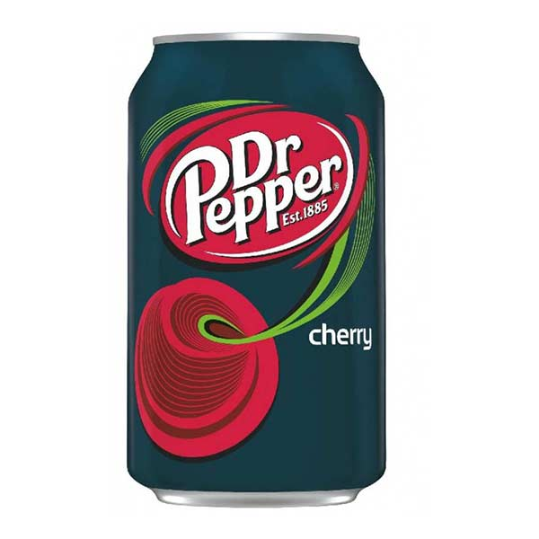 DR PEPPER CHERRY - Jerry America