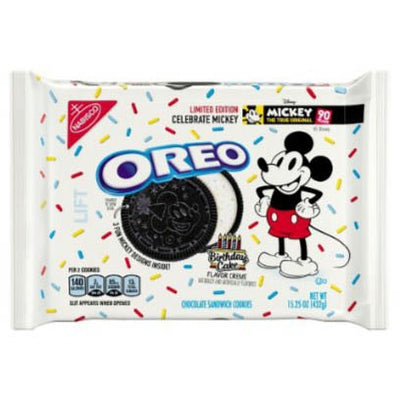 OREO CELEBRATE MICKEY LIMITED EDITION - Jerry America