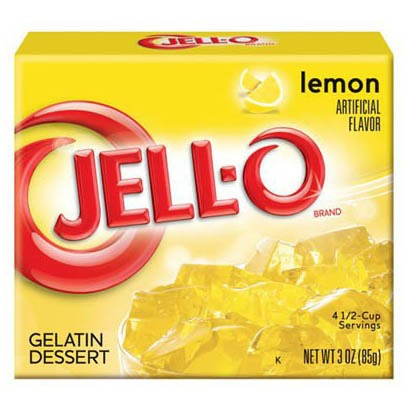 JELL-O LEMON - Jerry America