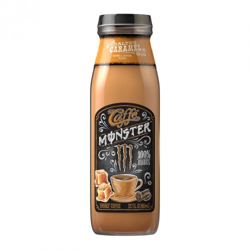 MONSTER CAFFE SALTED CARAMEL - Jerry America