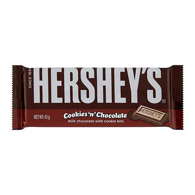 HERSHEYS COOKIES N CHOCOLATE - Jerry America