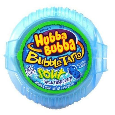 HUBBA BUBBA BUBBLE GUM A NASTRO GUSTO MIRTILLO - Jerry America