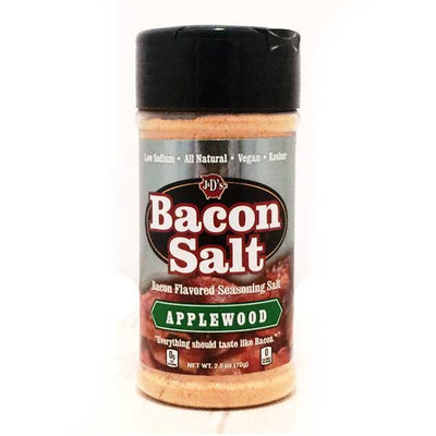 J&D'S APPLEWOOD BACON SALT - Jerry America