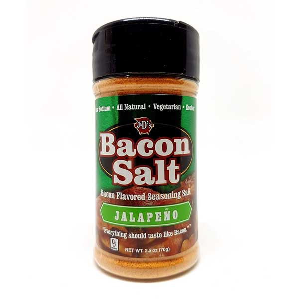J&D'S JALAPENO BACON SALT - Jerry America