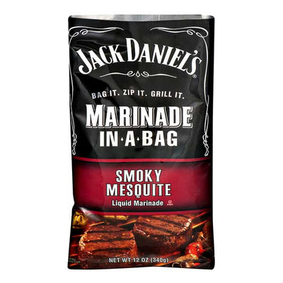JACK DANIEL'S SMOKY BBQ MARINADE IN-A-BAG - Jerry America