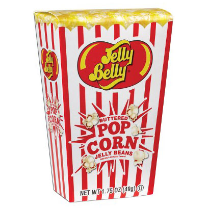 JELLY BELLY BEANS BUTTERED POPCORN - Jerry America