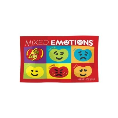 JELLY BELLY MIXED EMOTIONS 28 gr - Jerry America