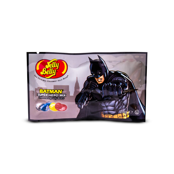 JELLY BELLY SUPER HEROES BOX 28 gr - Jerry America