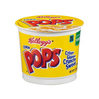 CORN POPS BREAKFAST CUPS - Jerry America