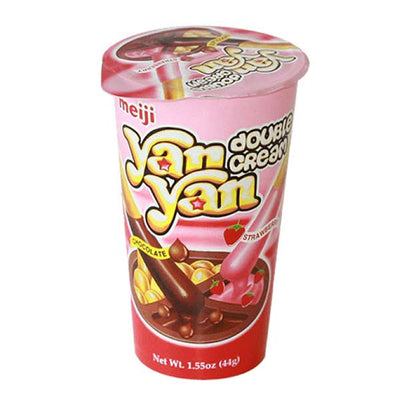 MEIJI YAN YAN DOUBLE CREAM - Jerry America
