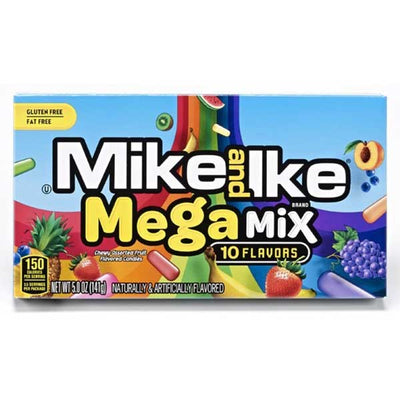MIKE & IKE MEGA MIX THEATER BOX 141 gr - Jerry America