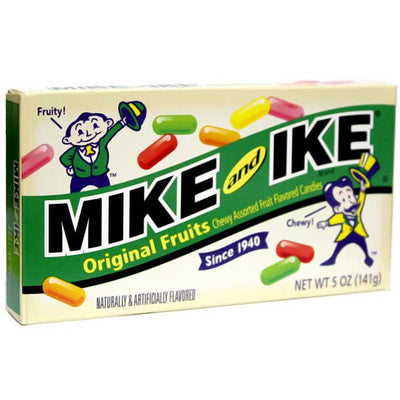 MIKE & IKE ORIGINAL THEATER BOX 141 gr - Jerry America