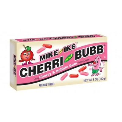 MIKE & IKE CHERRI AND BUBB THEATER BOX - Jerry America