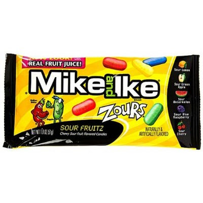 MIKE & IKE ZOURS - Jerry America