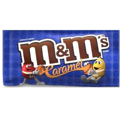 M&M CARAMEL - Jerry America