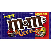 M&M CARAMEL SHARE SIZE - Jerry America