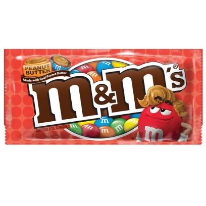 M&M PEANUT BUTTER - Jerry America