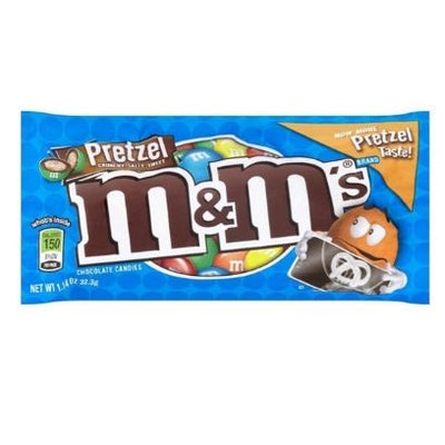 M&M PRETZELS - Jerry America