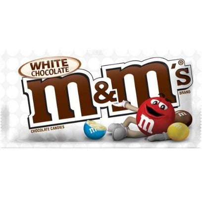 M&M WHITE CHOCOLATE - Jerry America