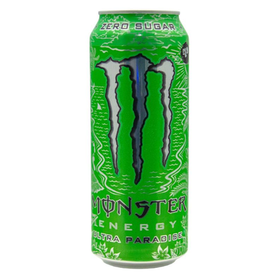 MONSTER ULTRA ZERO PARADISE - energy drink alla frutta tropicale da 500 ml
