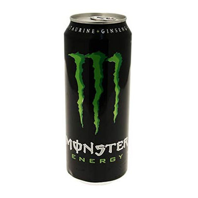 MONSTER ENERGY SMALL - Jerry America