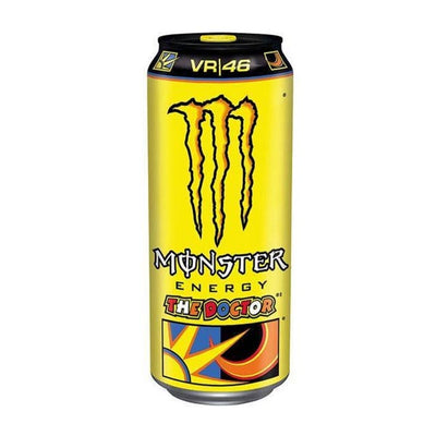 MONSTER ENERGY THE DOCTOR BIG - Jerry America