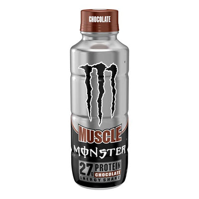MONSTER MUSCLE CHOCOLATE ENERGY SHAKE - Jerry America
