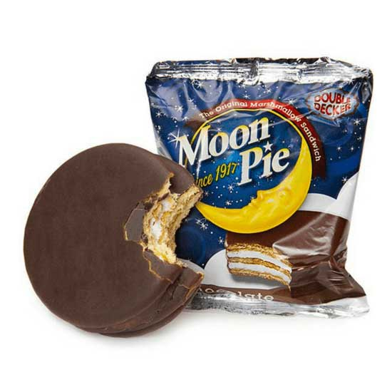 MOON PIE CHOCOLATE - Jerry America