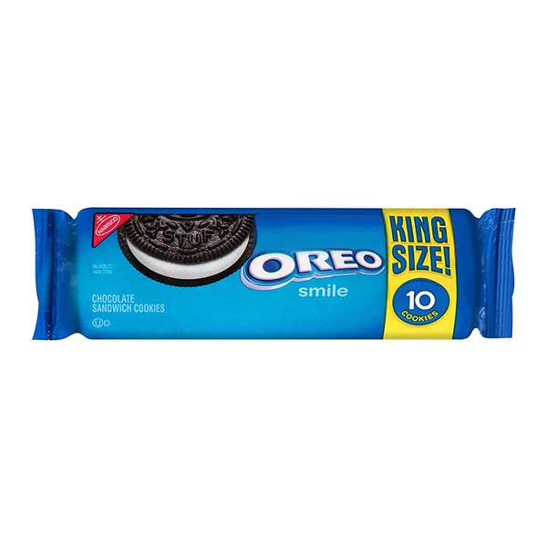 OREO KING SIZE - Jerry America
