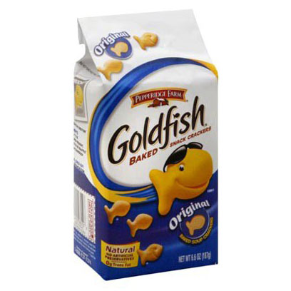 PEPPERIDGE FARM GOLDFISH ORIGINAL CRACKERS - Jerry America