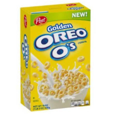 POST CEREALI GOLDEN OREO O'S - Jerry America