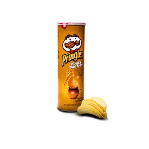 PRINGLES HONEY MUSTARD - Jerry America