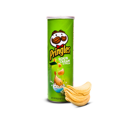 PRINGLES SOUR CREAM & ONION - Jerry America