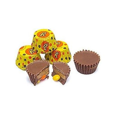 REESE'S PEANUT BUTTER CUPS WITH PIECES MINIS SINGOLO - Jerry America