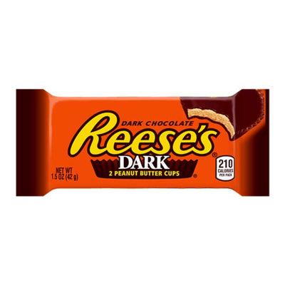 REESE'S DARK PEANUT BUTTER CUPS - Jerry America
