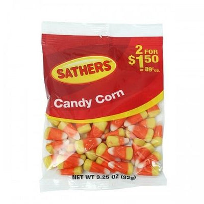 SATHERS CANDY CORN - Jerry America