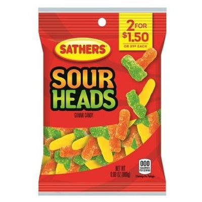 SATHERS SOUR HEADS - Jerry America