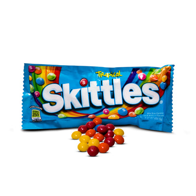 SKITTLES TROPICAL - Jerry America