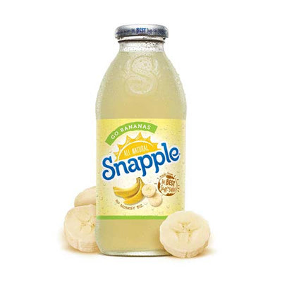 SNAPPLE GO BANANAS - Jerry America