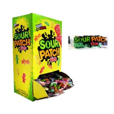 SOUR PATCH KIDS SINGOLO - Jerry America