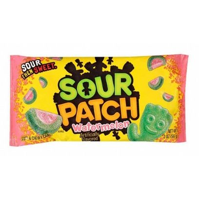 SOUR PATCH WATERMELON - Jerry America