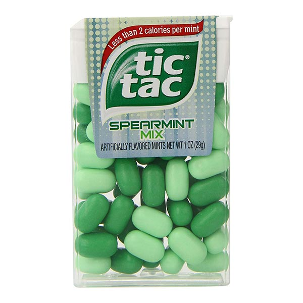TIC TAC BIG PACK SPEARMINT MIX - Jerry America