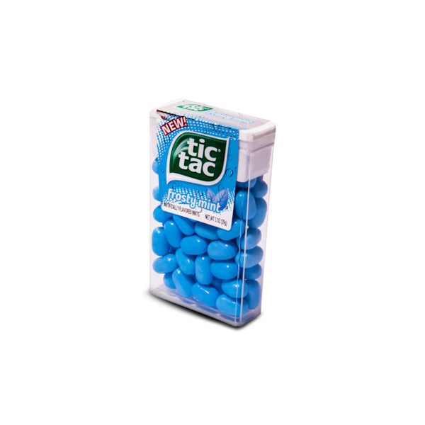 TIC TAC FROST MINT - Jerry America