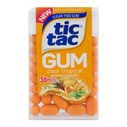 TIC TAC GUM COOL TROPICAL - Jerry America