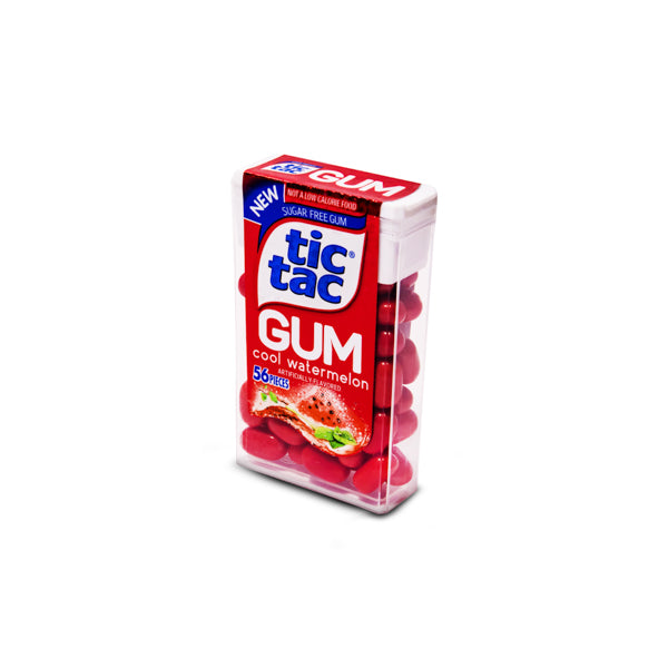 TIC TAC GUM COOL WATERMELON - Jerry America