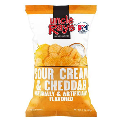 UNCLE RAY'S SOUR CREAME & CHEDDAR - Jerry America