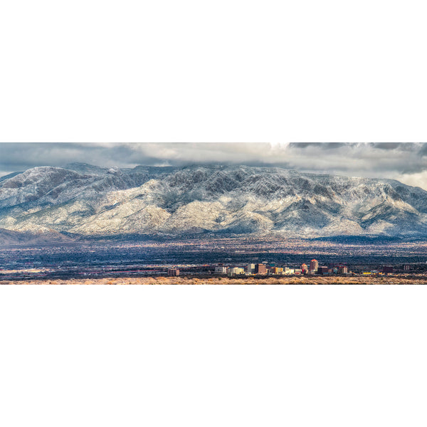 ABQ Winter Pano